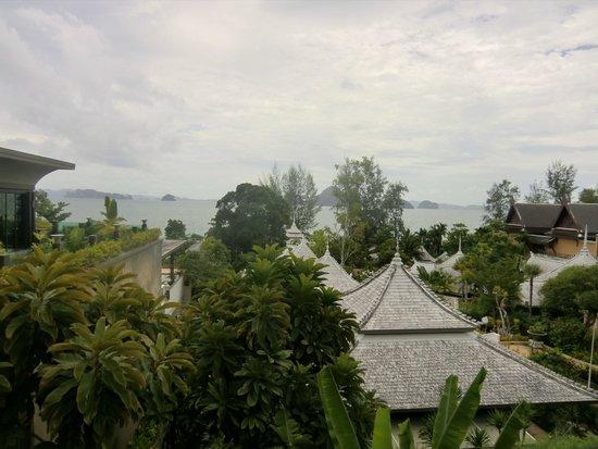 Anyavee Tubkaek Beach Resort: View from room