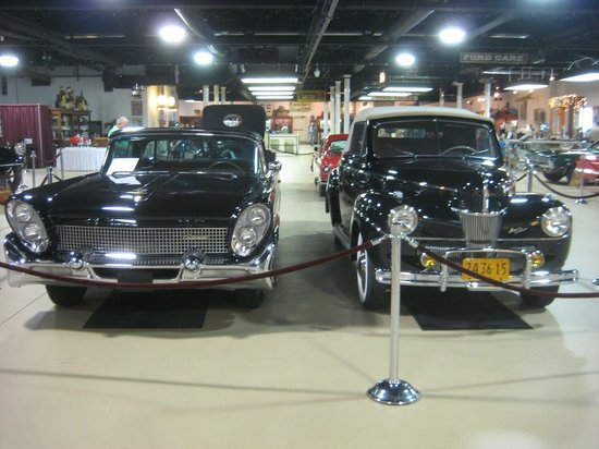 Pierce-Arrow Museum: More than Pierce-Arrows are in the collection