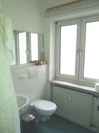 Pension am Jakobsplatz: Room 4 bathroom