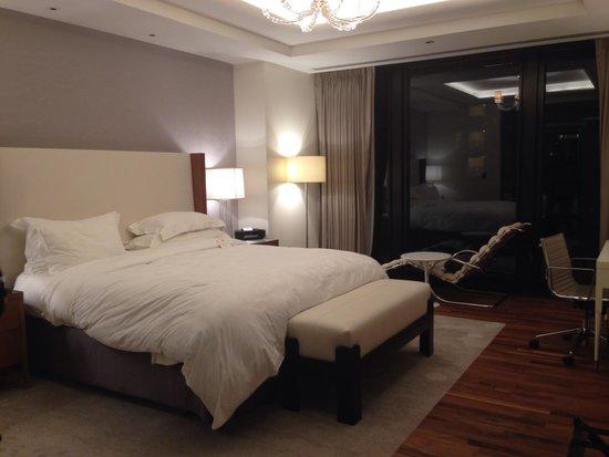 The Langham, Chicago: One bedroom suite!