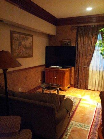 Best Western Fireside Inn: Sitting Area