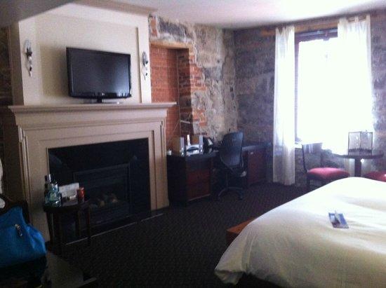 Hotel Nelligan : Hotel Suite