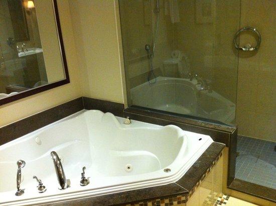 Hotel Nelligan: Jacuzzi