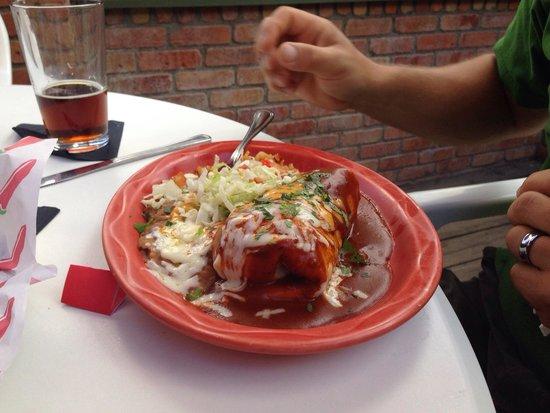 Buen Tiempo Restaurant & Cantina: Delicious!