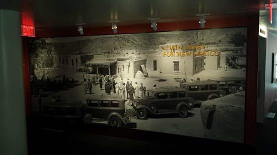 New Mexico History Museum : Display