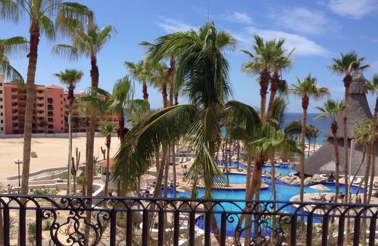 Sandos Finisterra Los Cabos: Views from almost every room.