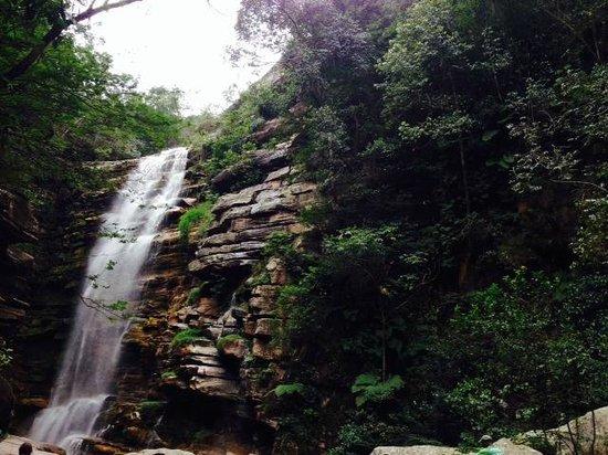 Mosquitos Waterfall: Queda d'água
