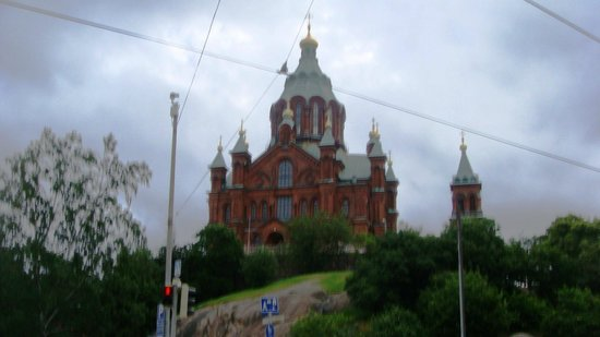 Stromma - Hop On Hop Off Bus Tour: Catedral Uspenski