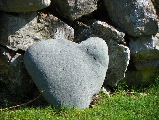 Ogunquit Museum of American Art: Heart Rock