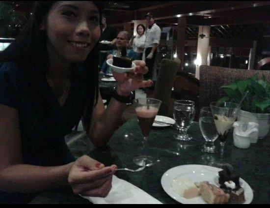 Bintan Lagoon Resort : Romantic Dinner