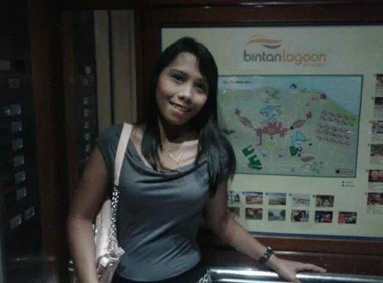 Bintan Lagoon Resort: Lift