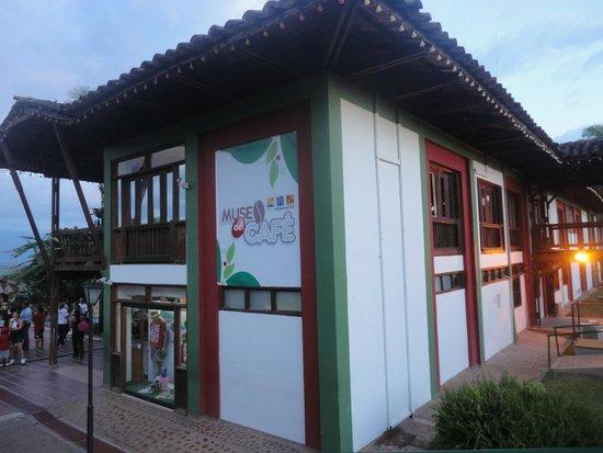 Parque del Café: Museo