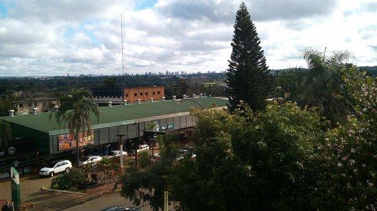 Hotel Saint George: Vista desde habitación 307