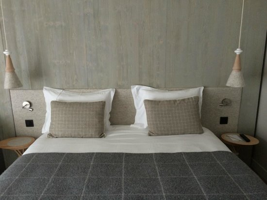 Hotel l'Heliopic: Bed