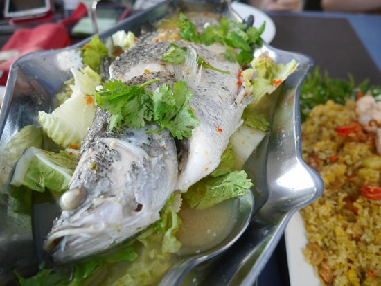 The Hilltop : Sweet sour Fish