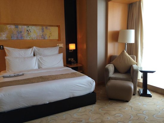Le Royal Meridien Shanghai: bed