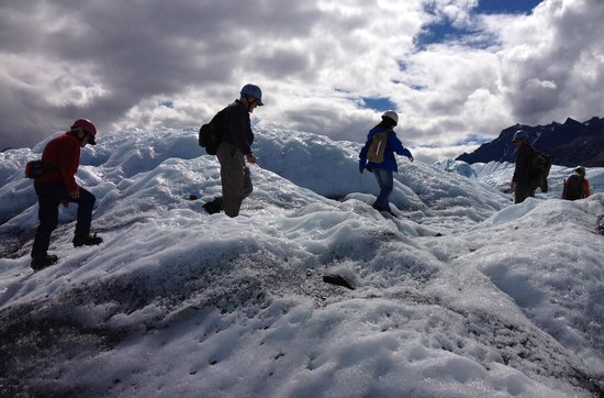 Alaskan Tour Guides Day Tours: One of the highlights of the tour was hiking on a glacier. Organization chosen by ATG were super