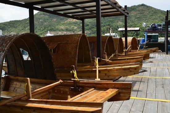 南丫岛渔民文化村