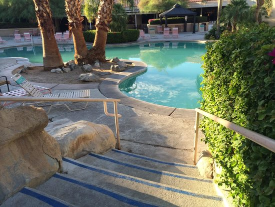 Miracle Springs Resort and Spa: Main pool