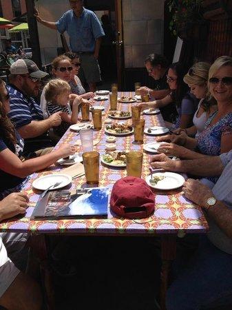 Tasting Telluride Food Tour: Caravan Middle Eastern Food