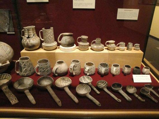 The Anasazi Heritage Center : Mugs and ladles