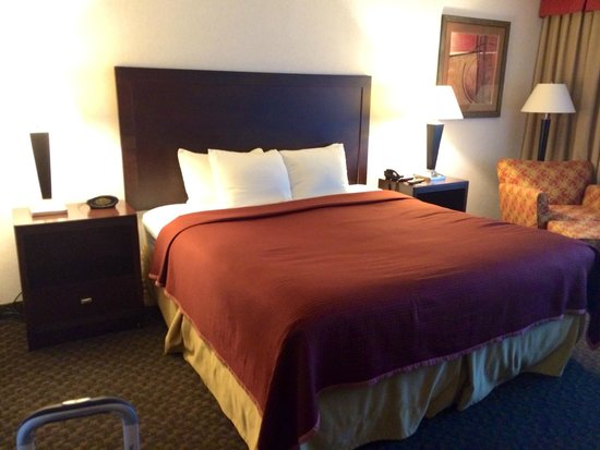 Carlsbad by the Sea Resort: Bed