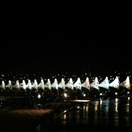 Aamby Valley City : sail bridge