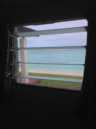 Main Islander On The Beach Holiday Properties: view from the toilet
