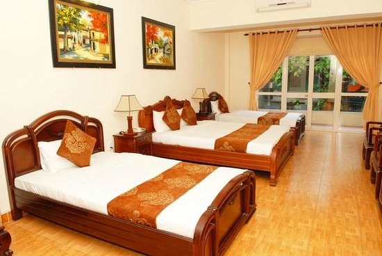 Maidza Hotel: Family room