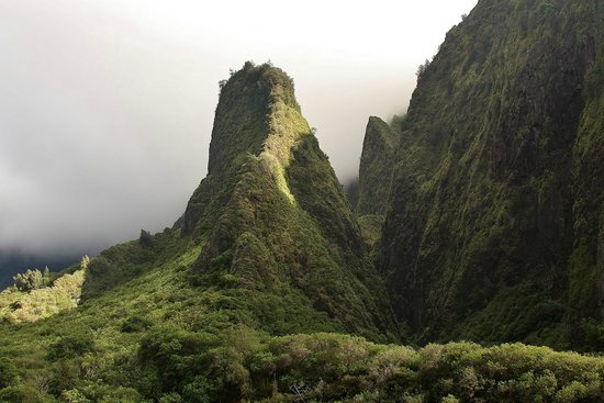 Iao Valley State Monument: The obligatory Needle photo