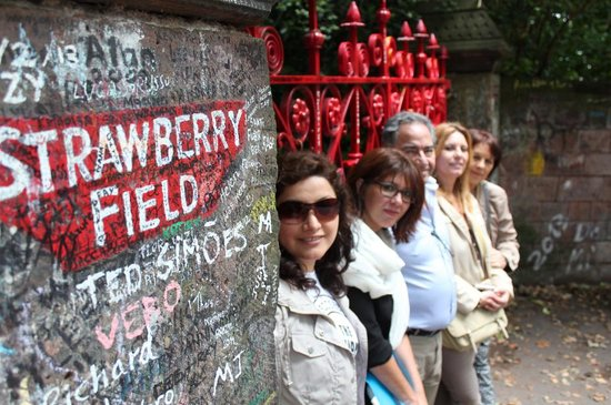 Liverpool Magico Tours: Strawberry Fields Forever!!!