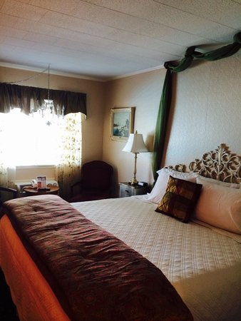 American Boutique Inn - Lakeview: Roman Holiday Room