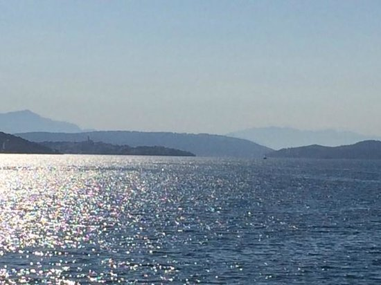 Marina, Croatia: Jul. 2014