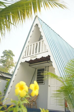 Nipah Guesthouse: The A-Frame Cottage