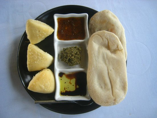 SALA Phuket Restaurant : Dips