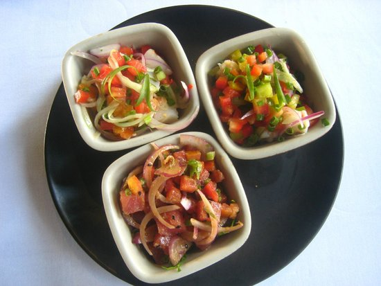 SALA Phuket Restaurant : Starters