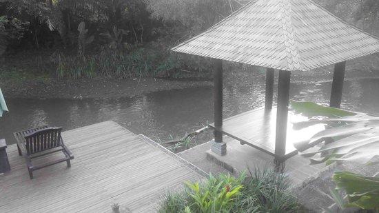 Villa Semana: By the river