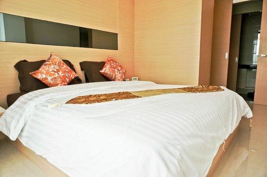 Royal Kamala Phuket Condominium: Bedroom