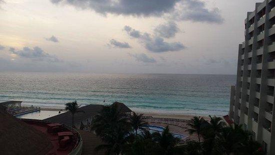 Crown Paradise Club Cancun : vista