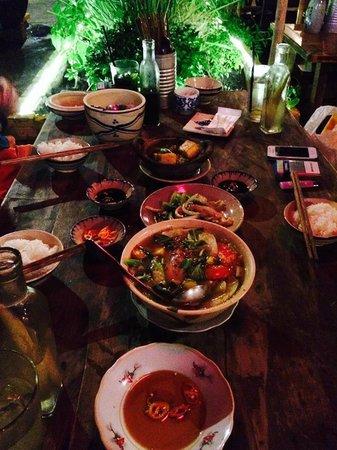 Secret Garden Home-cooked Vietnamese Restaurant: feast