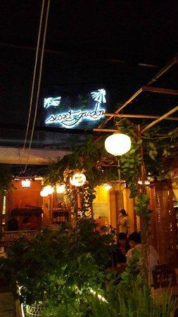 Secret Garden Home-cooked Vietnamese Restaurant: view