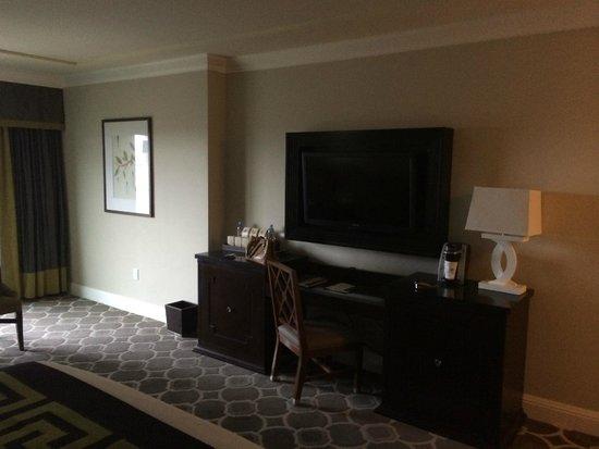 Caesars Palace: Big TV-Octavius Room