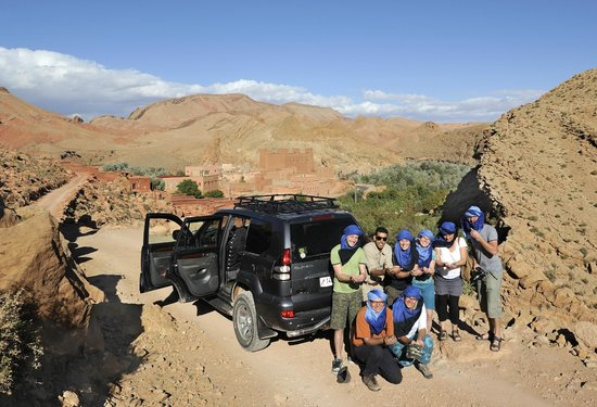 Soul Adventure 4x4 Day Tours: Just funy