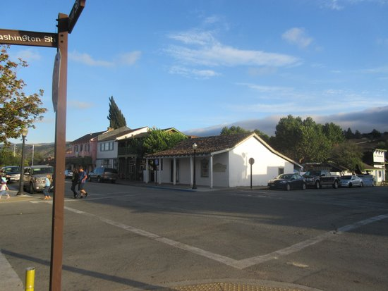 Third Street (Antiques, Restaurants, Bakery, Biker Bar Area) San Juan Bautista, CA
