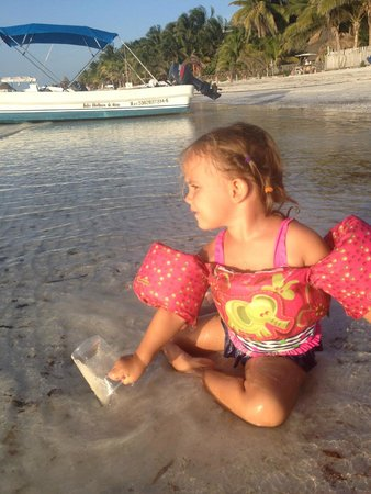 Holbox Dream Hotel by Xperience Hotels: Safe enough for our children