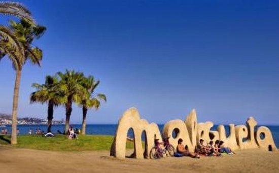 City Sightseeing Malaga : La Malagueta