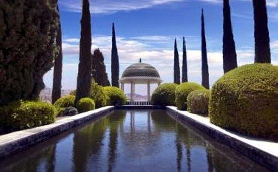 City Sightseeing Malaga : Jardín botánico