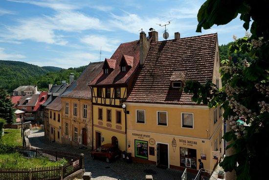 Castle Loket: На улочках Локета