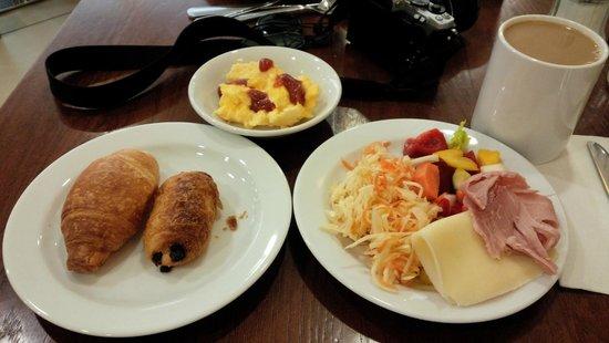 Ibis Praha Old Town: 多彩な朝食