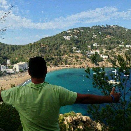 Veraclub Ibiza: Cala san vicente ibiza dall'alto